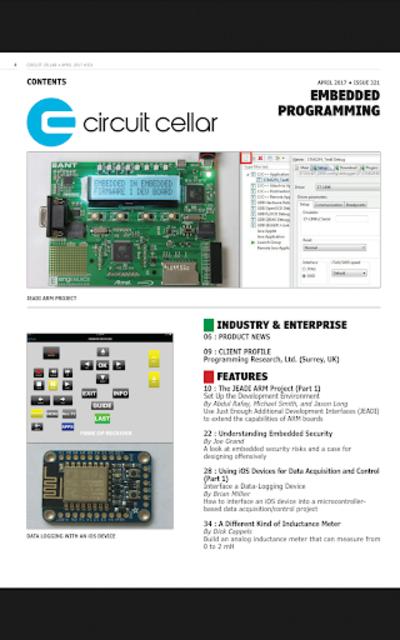 Circuit Cellar screenshot 3