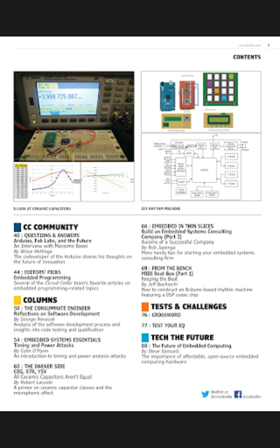 Circuit Cellar screenshot 4