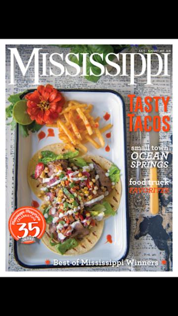 Mississippi Magazine screenshot 1