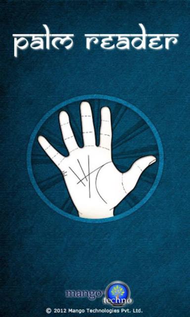 Palm Reader - Scan Your Future screenshot 1