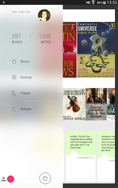 mantano ebook reader premium 2.3.9 apk
