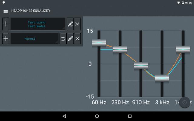 Headphones Equalizer - Music & Bass Enhancer screenshot 9