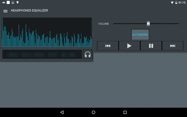Headphones Equalizer - Music & Bass Enhancer screenshot 11