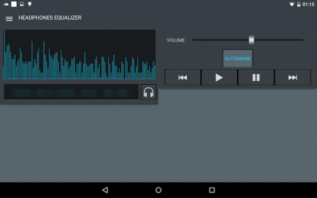 Headphones Equalizer - Music & Bass Enhancer screenshot 15