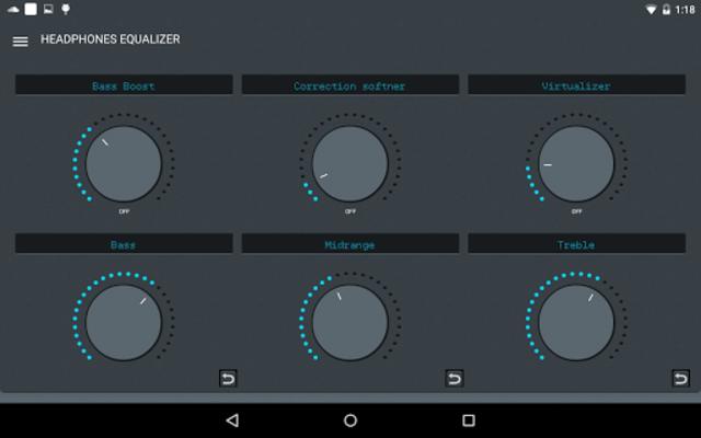 Headphones Equalizer - Music & Bass Enhancer screenshot 17
