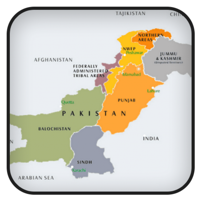 About: Pakistan Ka Naksha - Map Of Pakistan (Offline