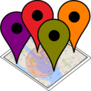 Icon for Batch Geocode - Multi waypoint route planner