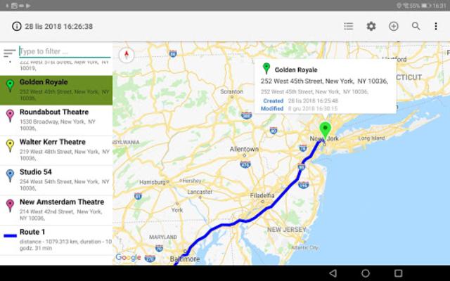 Multi Stop Route Planner screenshot 9