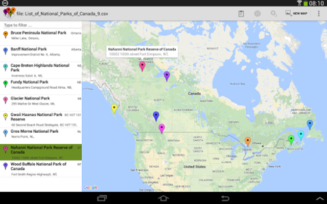 Multi Stop Route Planner screenshot 16