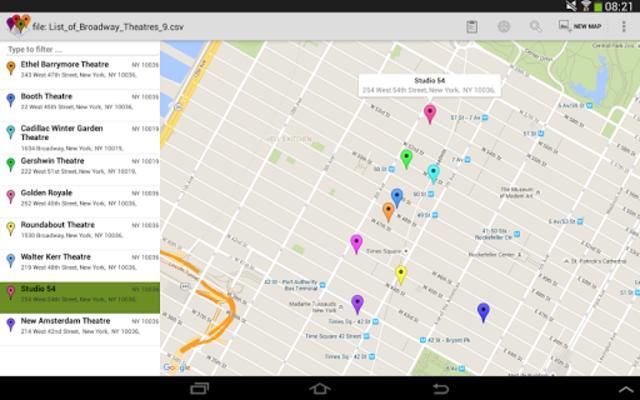 Multi Stop Route Planner screenshot 17