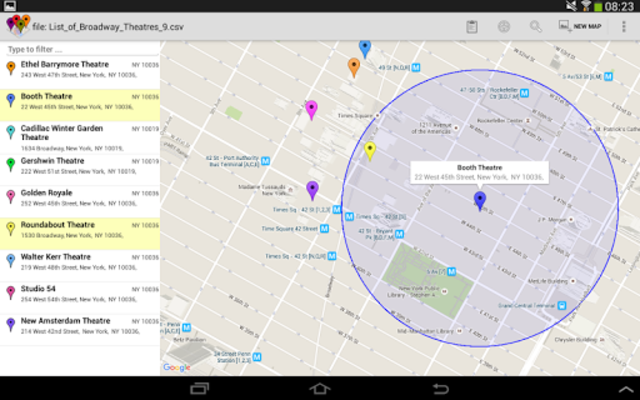 Multi Stop Route Planner screenshot 19