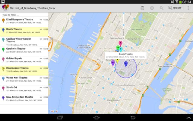 Multi Stop Route Planner screenshot 20
