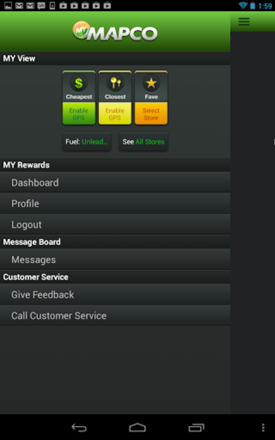 MAPCO screenshot 7
