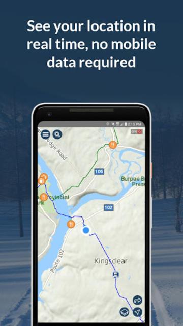 GoSnowmobiling NB 2018-2019! screenshot 2