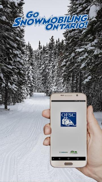 Go Snowmobiling Ontario 2018-2019! screenshot 1