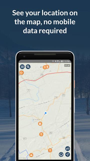 Go Snowmobiling Ontario 2018-2019! screenshot 2