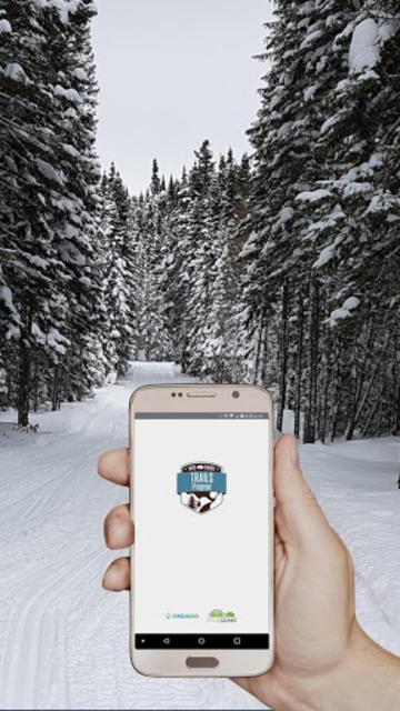 RideOn WYO Snowmobile Trails 2019 screenshot 1