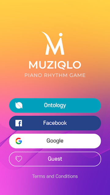 Muziqlo - Piano Rhythm Game screenshot 1