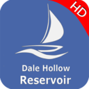 Icon for Dale Hollow Reservoir -Tennessee Offline GPS Chart