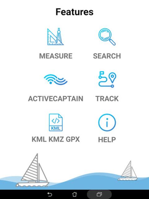 Eufaula Lake - Oklahoma Offline GPS Fishing Charts screenshot 15