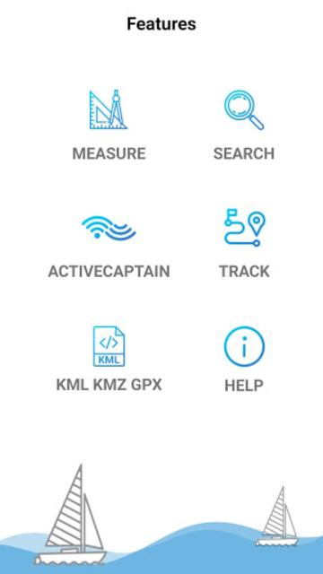Flathead  Lake Offline GPS Nautical Charts screenshot 6