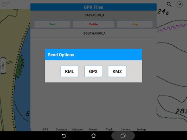 Champlain lake Offline GPS Nautical Charts screenshot 11