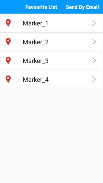 Lake Conroe Offline GPS Charts screenshot 4