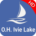 Icon for O.H. Ivie Lake Offline GPS Charts