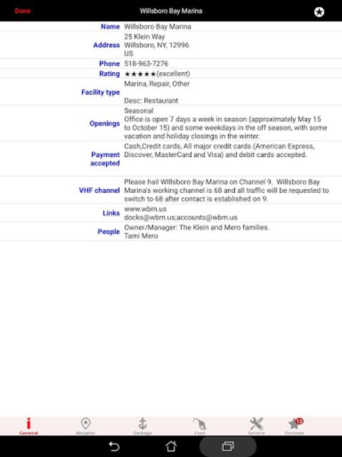 Lake Sidney Lanier GPS Charts screenshot 18