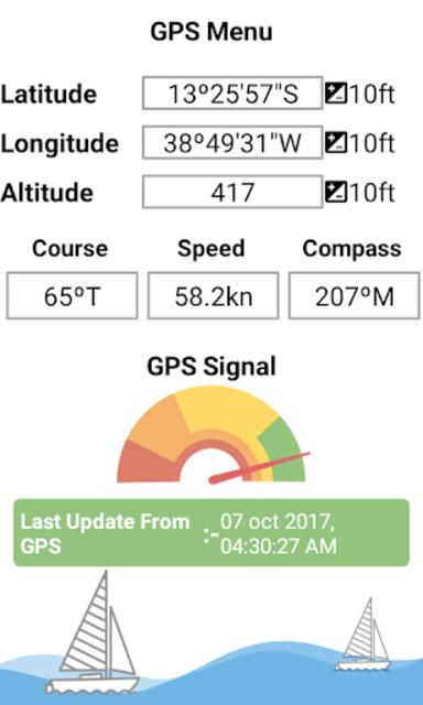 Logan Martin  Lake  - Alabama Offline GPS Chart screenshot 4