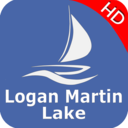 Icon for Logan Martin  Lake  - Alabama Offline GPS Chart