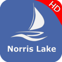 Icon for Norris Lake - Tennessee Offline GPS Fishing Charts