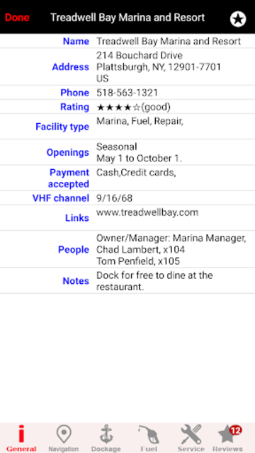 Lake Powell Offline GPS Charts screenshot 5