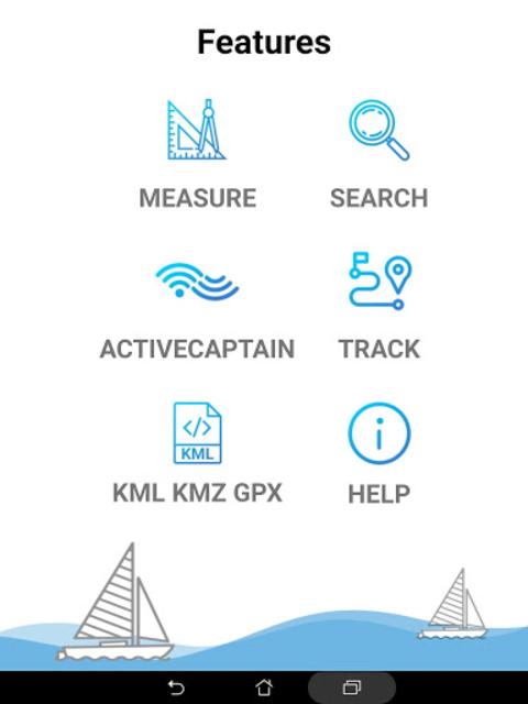 Lake Powell Offline GPS Charts screenshot 17