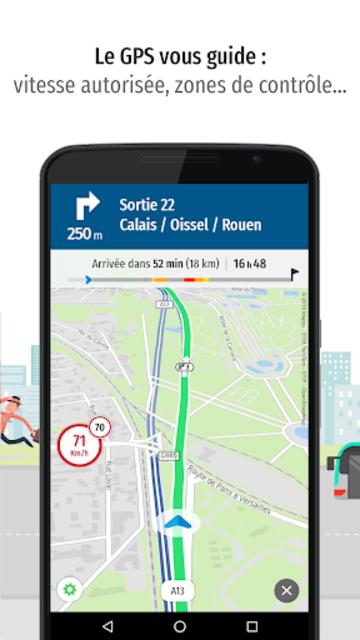 Mappy – Plan, Comparateur d'itinéraires, GPS screenshot 4