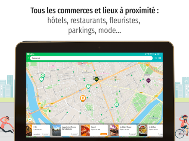 Mappy – Plan, Comparateur d'itinéraires, GPS screenshot 8
