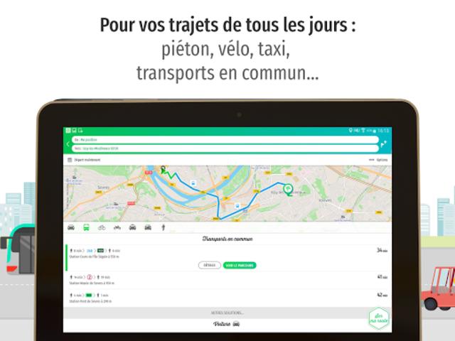 Mappy – Plan, Comparateur d'itinéraires, GPS screenshot 10