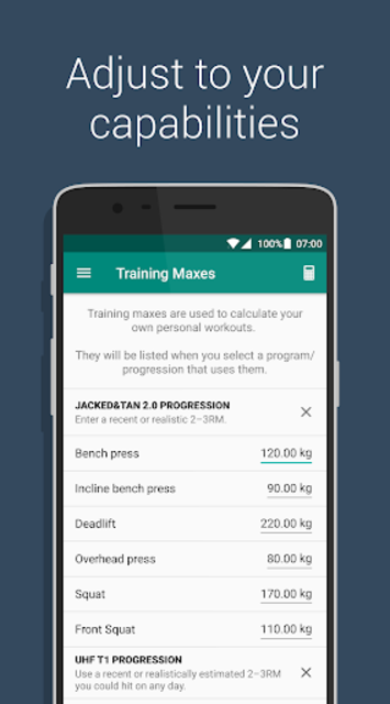 About: Zero to Hero: The Workout App (Google Play version