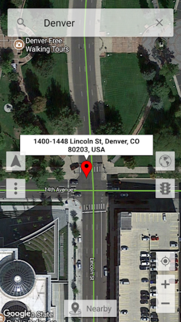 Maps, GPS Navigation & Directions, Nearby Location screenshot 2