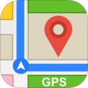 Icon for Maps, GPS Navigation & Directions, Nearby Location