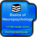 Icon for Basics of Neuropsychology Study Notes , Concepts