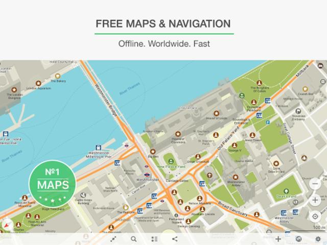 MAPS.ME – Offline maps, guides and navigation screenshot 11