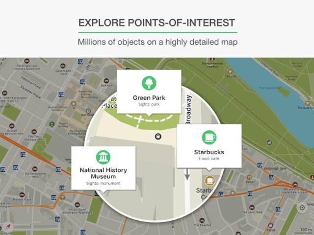 MAPS.ME – Offline maps, guides and navigation screenshot 12