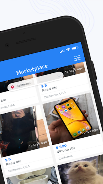Marketplace - Buy and sell screenshot 4