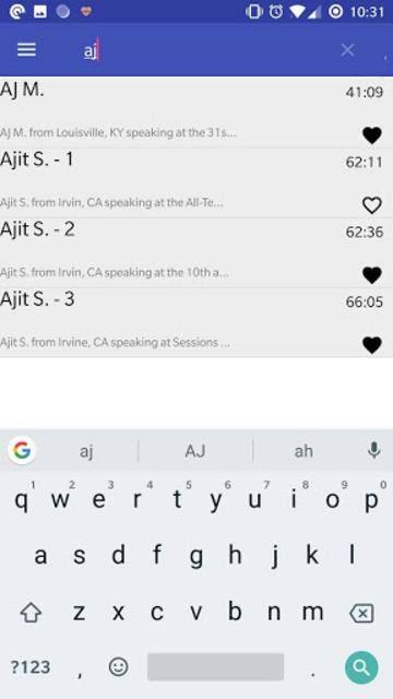 Al-Anon Speakers - ALANON Speaker Tapes screenshot 4