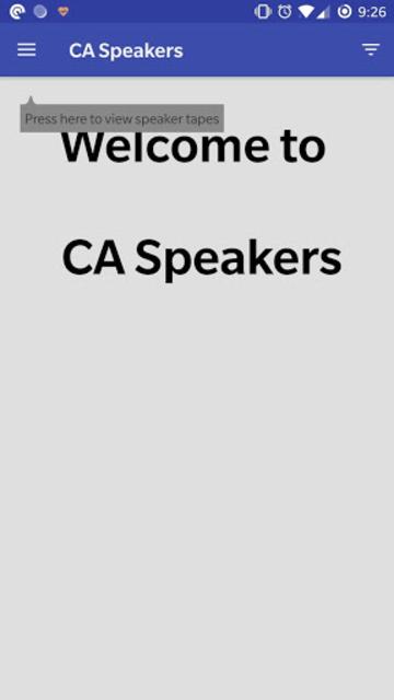 CA Speakers screenshot 7