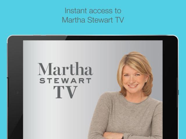 Martha Stewart TV screenshot 6