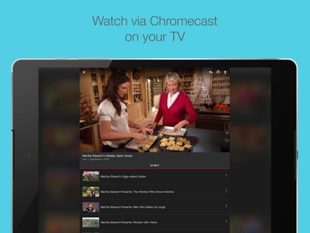 Martha Stewart TV screenshot 10