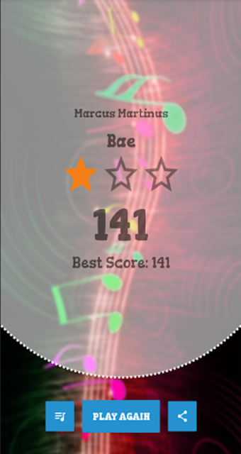 Marcus And Martinus Piano Tiles Game screenshot 4