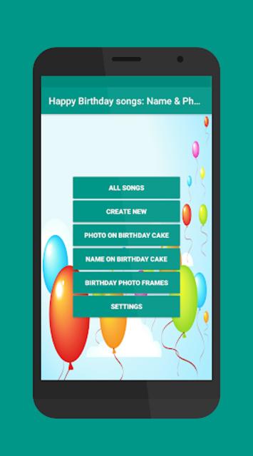 Happy Birthday Songs screenshot 1
